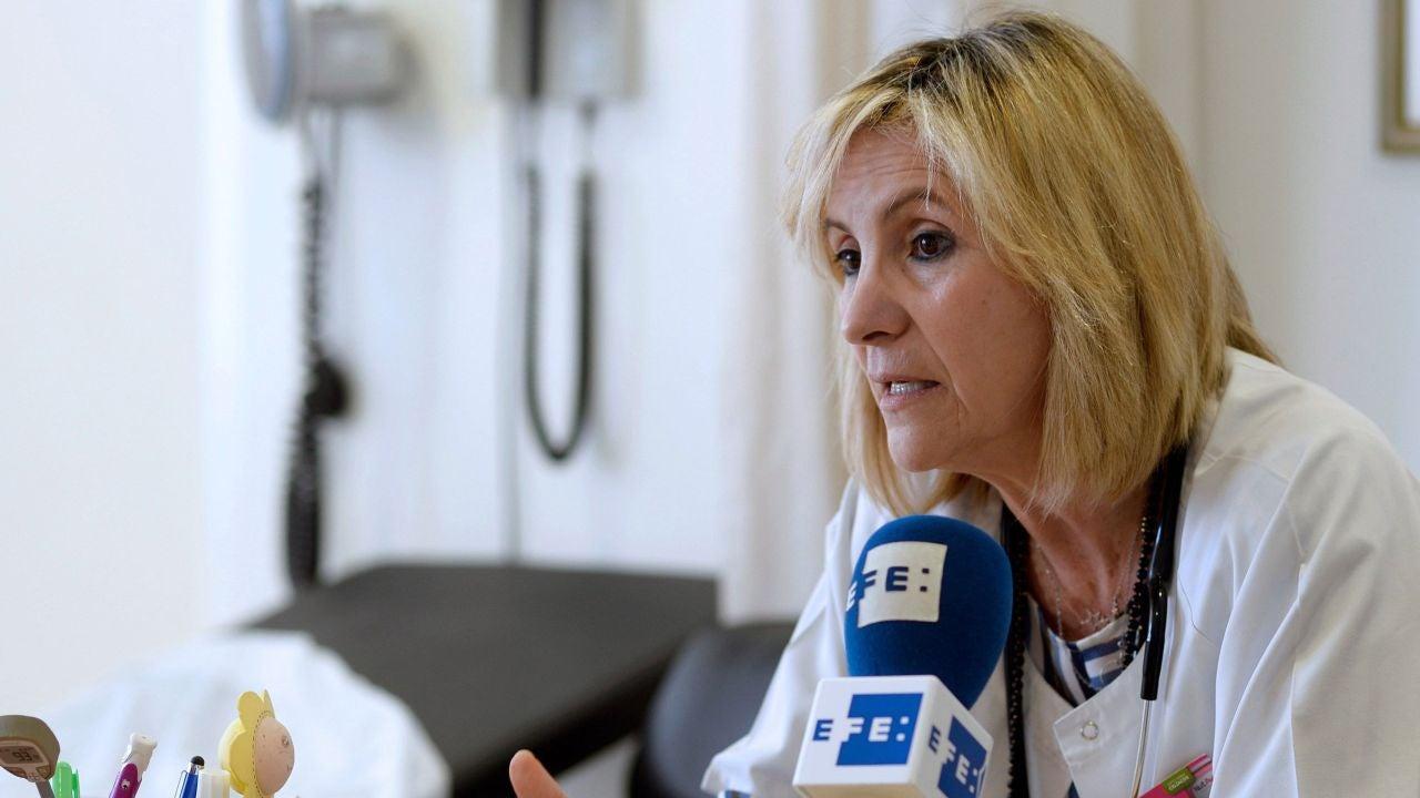La doctora Verónica Casado, la mejor médico de familia del mundo según la organización mundial de esta especialidad