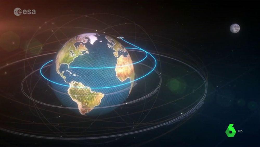 Una estación permanente orbitará en la Luna en 2020 para hacer experimentos previos al desembarco en Marte