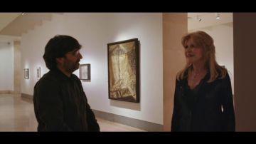 """Tita Cervera cuenta cómo fue su primera subasta de arte: """"Lloré de alegría y me sentí feliz"""""""