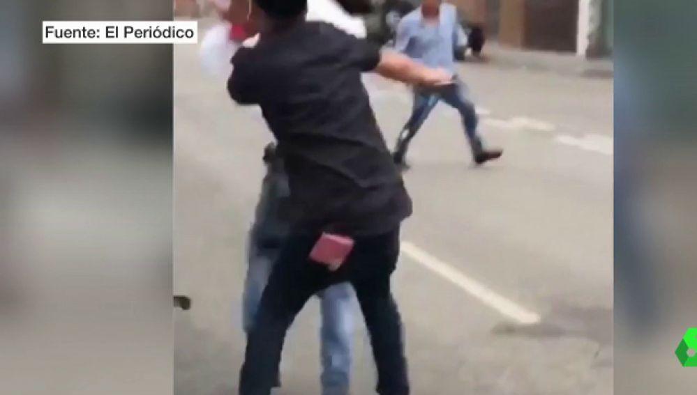 El hombre asesinado en Cornellá había apuñalado a dos personas en una reyerta