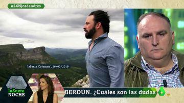 La contundente respuesta del chef José Andrés sobre Vox y su política antiinmigración