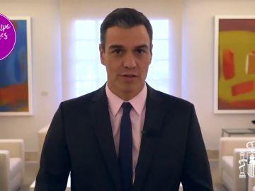 """El Gobierno de Pedro Sánchez plasma en un vídeo su compromiso con el feminismo: """"Hoy más que nunca es tiempo de mujeres"""""""