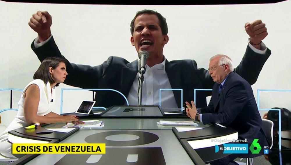 La Unión Europea responderá de forma contundente si Maduro actúa contra Guaidó