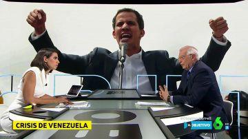 Josep Borrell en El Objetivo