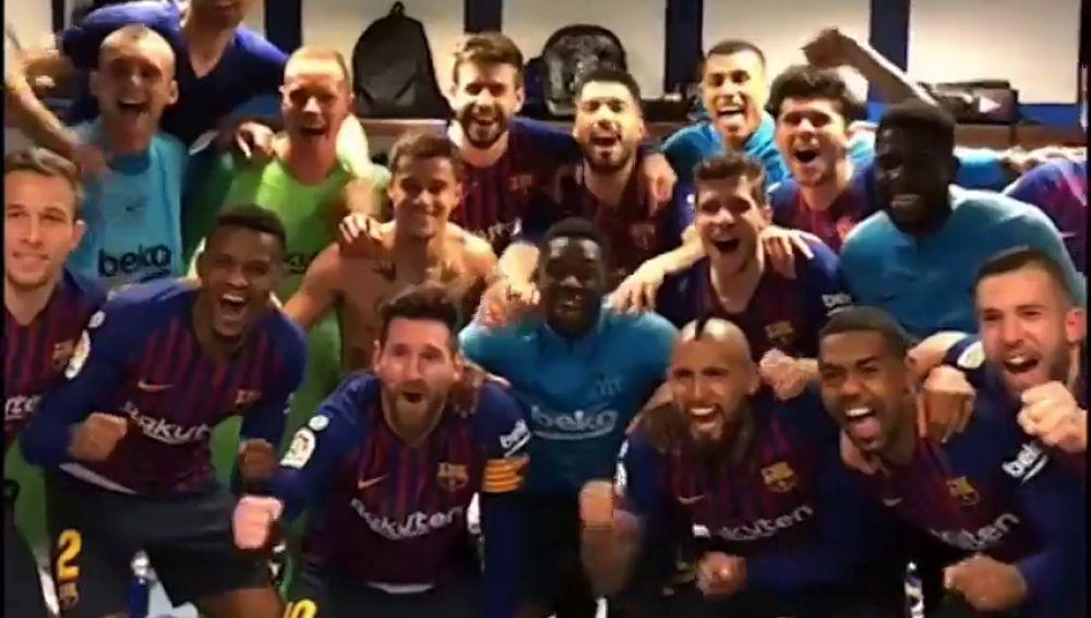 """El Barça se cachondea: """"Os aseguramos que no es el mismo vídeo del miércoles..."""""""