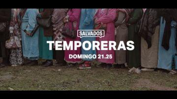 Temporeras, el próximo domingo a las 21:25 horas en Salvados