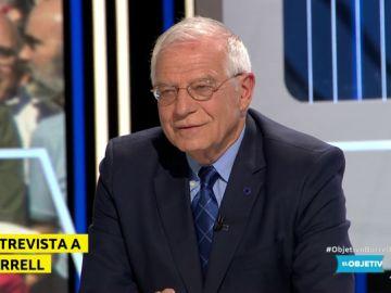 """Josep Borrell niega que Ciudadanos le haya intentado fichar: """"No, en absoluto"""""""