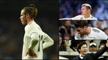 Los señalados del Real Madrid tras el Clásico