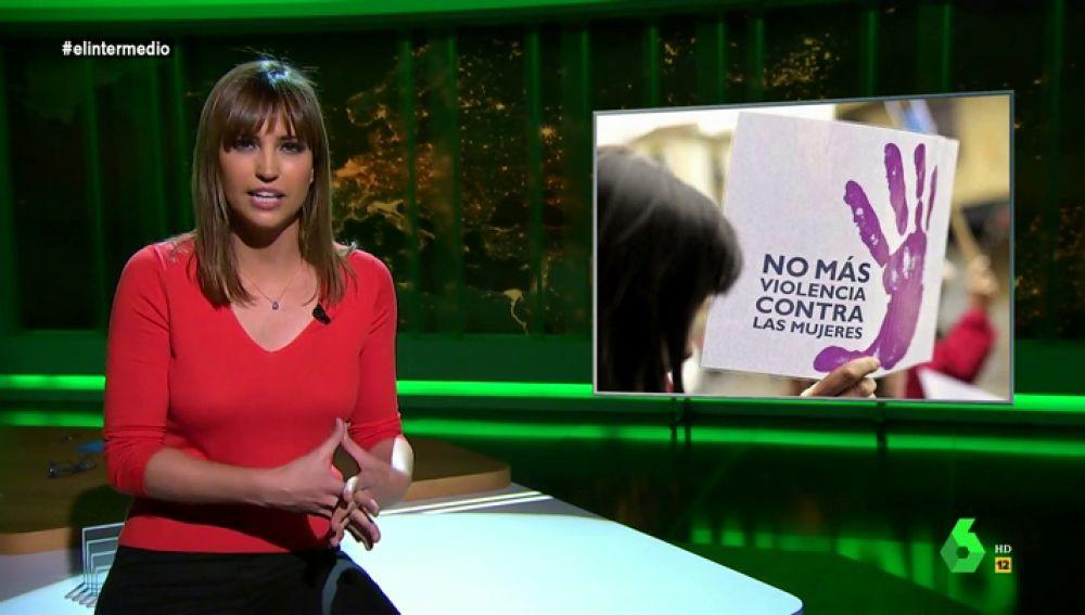 """El rotundo alegato de Sandra Sabatés a favor del feminismo: """"Luchar por los derechos de las mujeres es luchar por los derechos de toda la humanidad"""""""