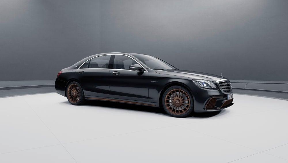Mercedes-AMG S65