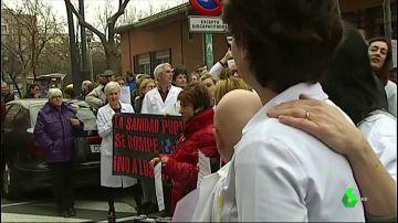 Guardias de 31 horas y hasta tres pacientes en seis minutos: las condiciones infrahumanas de los sanitarios de Logroño