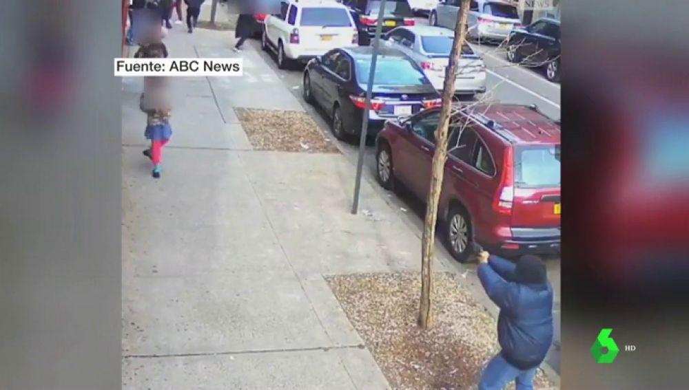 Arrestan a un menor de 16 años como autor de un salvaje tiroteo en las calles del Bronx