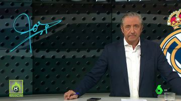 """Josep Pedrerol: """"Claro que falta gol en el Madrid. Modric critica a sus compañeros de ataque y también al entrenador que no los pone"""""""