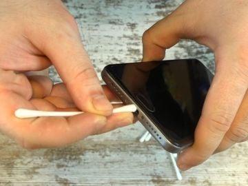 Limpiar el smartphone