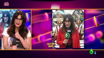El asombroso parecido de Cristina Maró con Ana Morgade