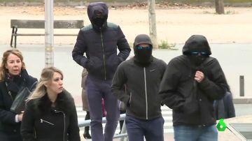 La Audiencia de Madrid ordena el ingreso en prisión de 'La Manada de Villalba'