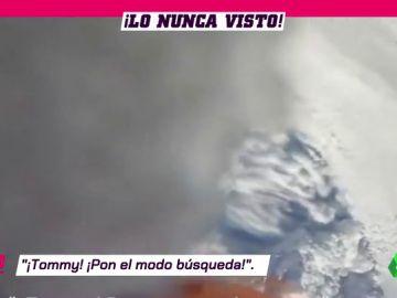 REEMPLAZO | El angustioso rescate del esquiador que quedó sepultado en la nieve tras una brutal avalancha en Baqueira