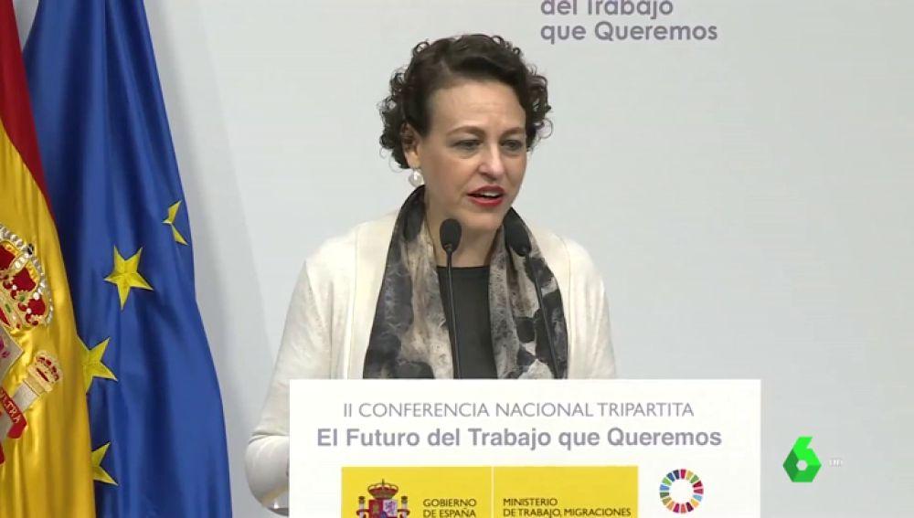 Pedro Sánchez evita hablar sobre la reforma laboral en una reunión con líderes sindicales y empresariales