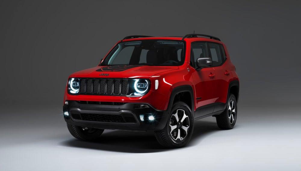 Jeep estrena el Renegade y Compass en versión híbrida enchufable