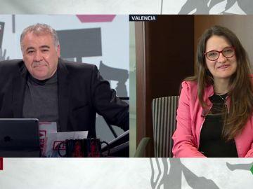 Mónica Oltra en ARV