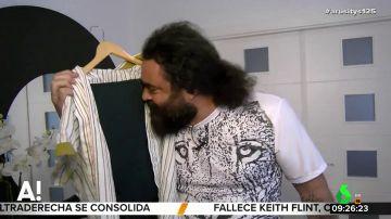 """El Sevilla: """"Soy fetichista con el uniforme del Mercadona"""""""