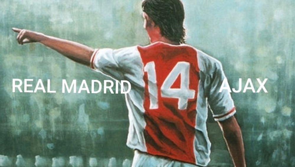 El mensaje de la cuenta tributo a la figura de Johan Cruyff
