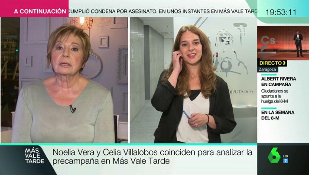 eda64c447 El consejo feminista de Celia Villalobos a Noelia Vera: