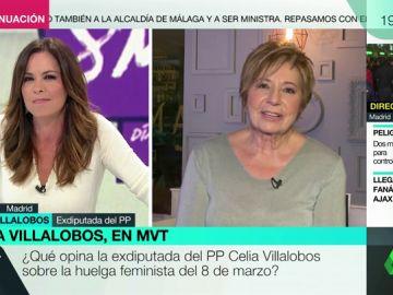 """Celia Villalobos: """"Luché contra el machismo en mi partido todo lo que he podido, y así me ha ido"""""""
