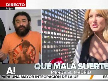 """El Sevilla da con la clave de la """"mala racha"""" del Real Madrid: la relación de Courtois y Alba Carrillo"""