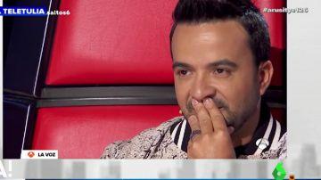 Los coaches de 'La Voz' rompen a llorar con la actuación de Miriam y Pablo López