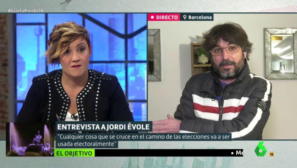 Entrevista a Jordi Évole en Liarla Pardo