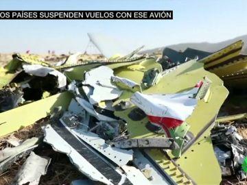 Hallan las cajas negras del avión siniestrado en Etiopía en el que murieron dos españles