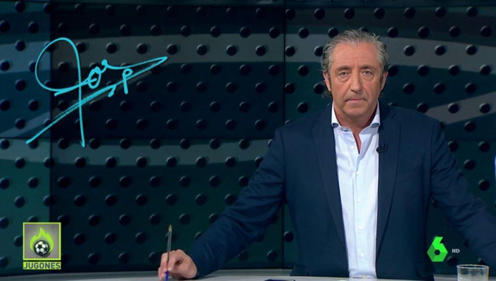 """Josep Pedrerol: """"Te dejaste el alma, Solari... Y no todos pueden decir lo mismo"""""""