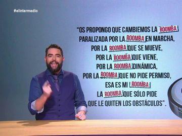 """Dani Mateo revela por qué el discurso de Albert Rivera """"vale tanto para venderte un país como una aspiradora"""""""