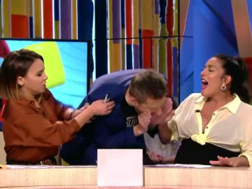 Chenoa, Frank Blanco y Lorena Castell