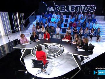 Debate en El Objetivo