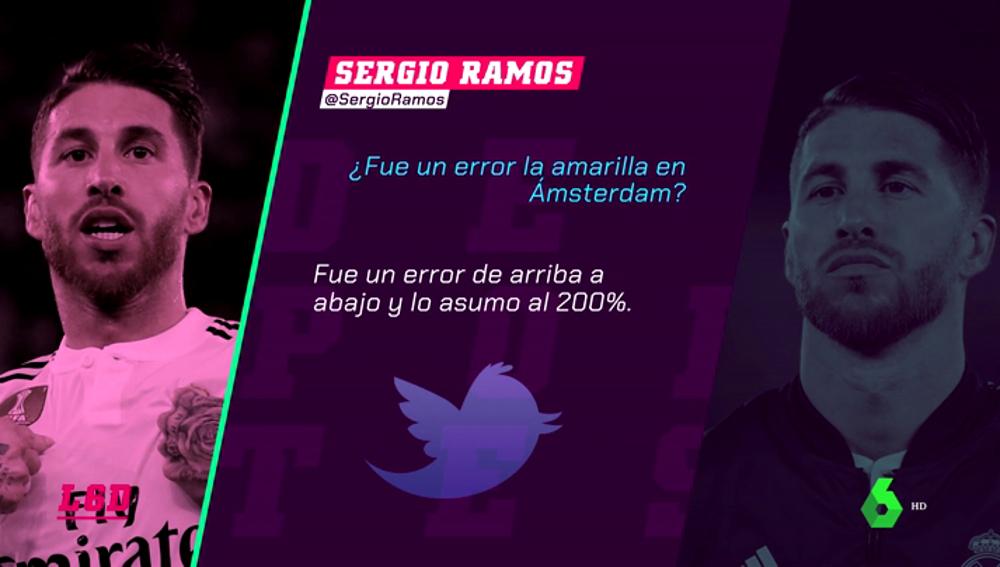 """Sergio Ramos: """"Los jugadores somos los máximos responsables y yo, como capitán, el que más"""""""