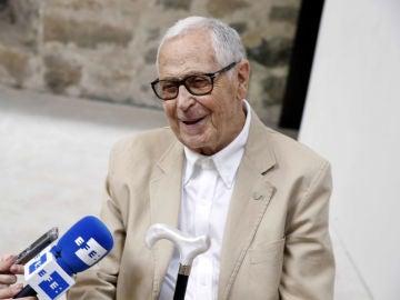 Muere Martín Chirino, uno de los máximos representantes de la escultura abstracta española