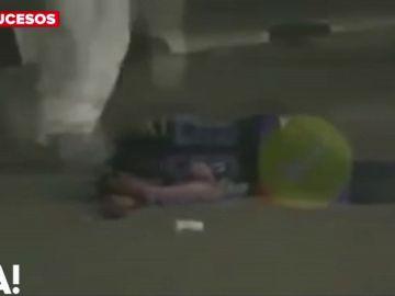La víctima de un tiroteo 'revive' cuando iban a trasladar su cuerpo a la morgue
