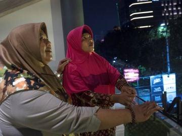 La indonesia Marianti, obligada a casarse a los 13 años con un hombre de 42