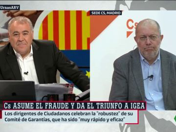Francisco Igea en ARV
