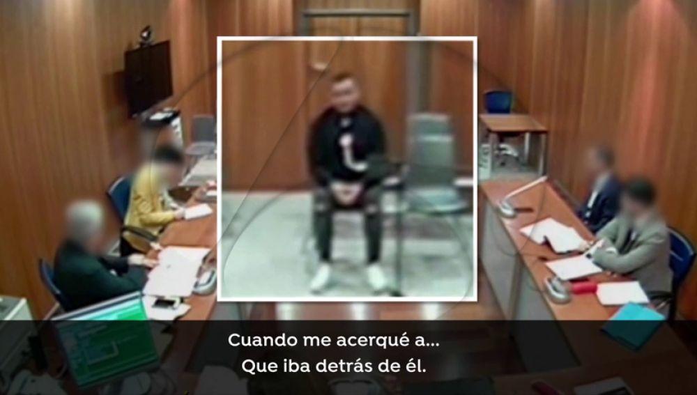 """El vídeo de la declaración del padre de Julen ante la jueza: """"Cuando vi eso, yo me quería morir"""""""
