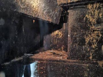 Familiares de víctimas de la Guerra Civil acceder por primera vez a la cripta del Valle de los Caídos