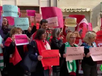 """Un tribunal italiano absuelve a dos acusados de una violación porque la víctima era """"demasiado masculina"""""""