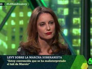 """Andrea Levy defiende los pactos de Javier Maroto con Bildu cuando fue alcalde: """"Hay que trabajar en favor de políticas que nos lleven a lugares comunes"""""""