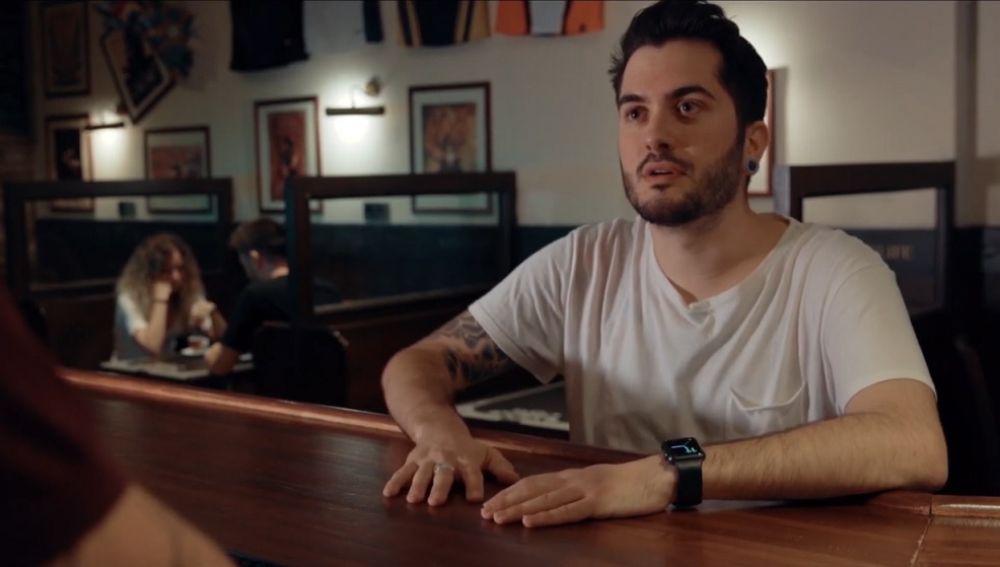 Imagen del documental 'Vosotros sois mi película', ideado por Wismichu