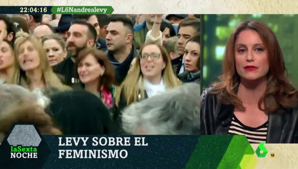 """Andrea Levy, sobre el manifiesto feminista del 8M: """"Pretende expulsar a las mujeres que no compartimos una determinada ideología"""""""