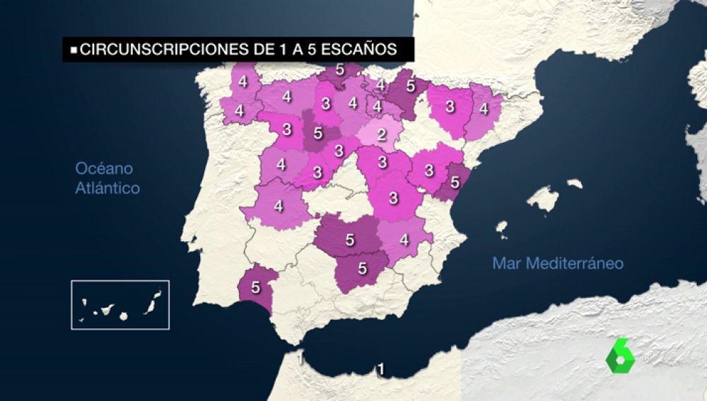 Circunscripciones electorales