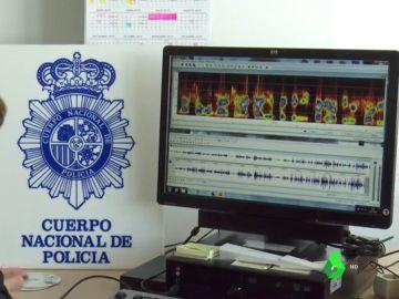 Analizar la voz para dar con el criminal: así trabaja la Policía en el Laboratorio de Acústica Forense