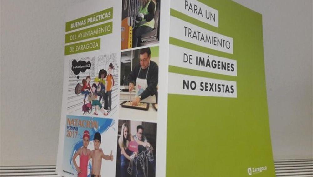 El Ayuntamiento de Zaragoza elabora una instrucción para evitar material audiovisual sexista en la comunicación institucional.